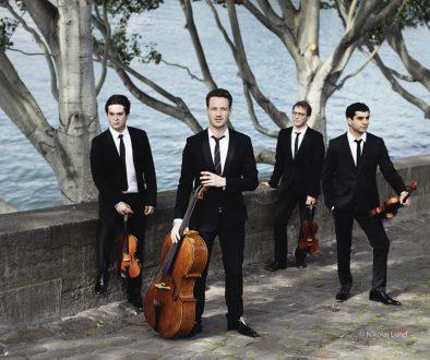 Samstag, 14. Oktober, 19.30 Uhr – Quatuor Van Kuijk
