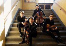 Sonntag, 30. Juli 2017, 19.30 Uhr – ARD-Preisträger 2016: Quatuor Arod