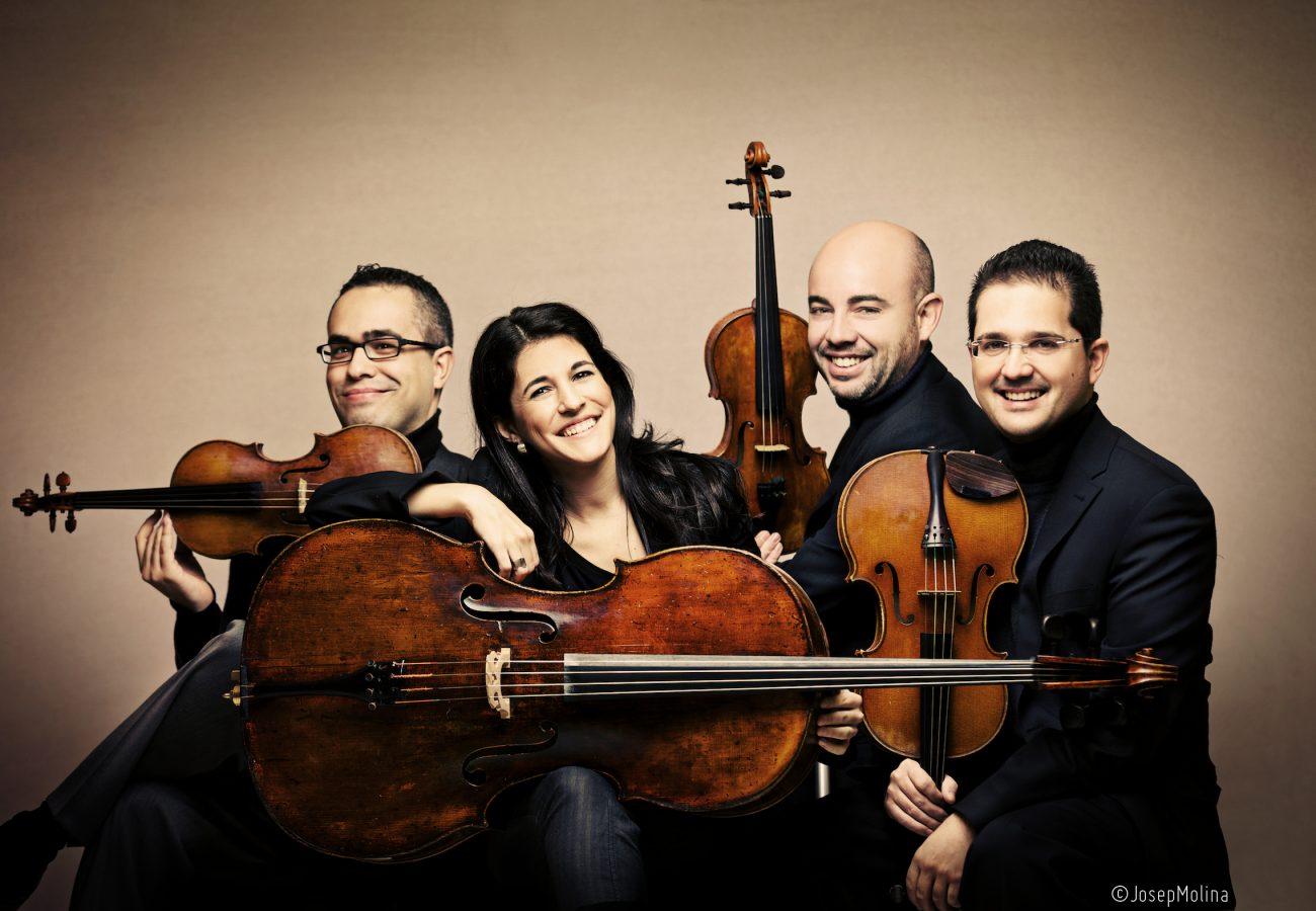 Sonntag, 7. Mai 2017, 16:00 Uhr – Cuarteto Quiroga