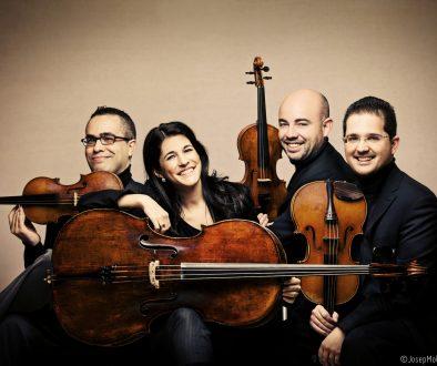 Sonntag, 7. Mai 2017, 16.00 Uhr – Cuarteto Quiroga