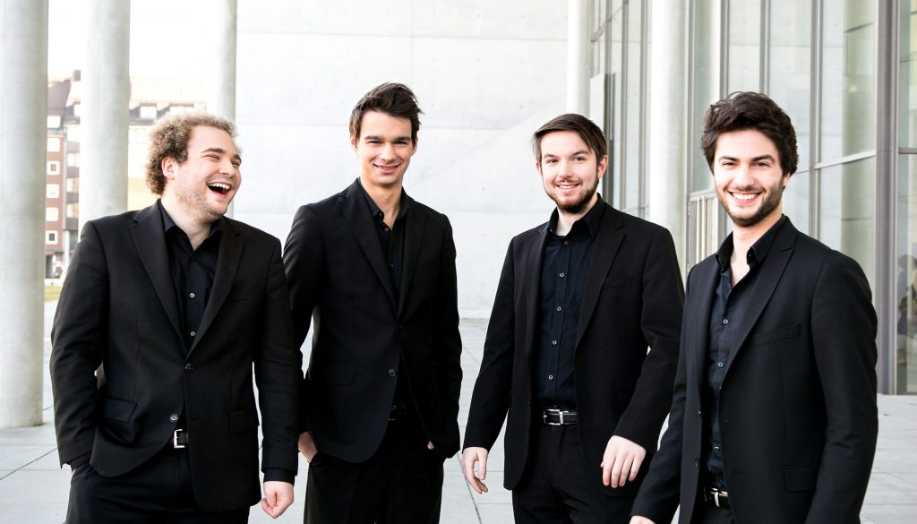 Sonntag, 7. Mai 2017, 11.00 Uhr – Goldmund Quartett