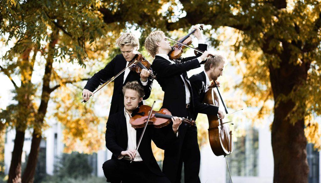 Samstag, 6. Mai 2017, 19.30 Uhr – Danish String Quartet