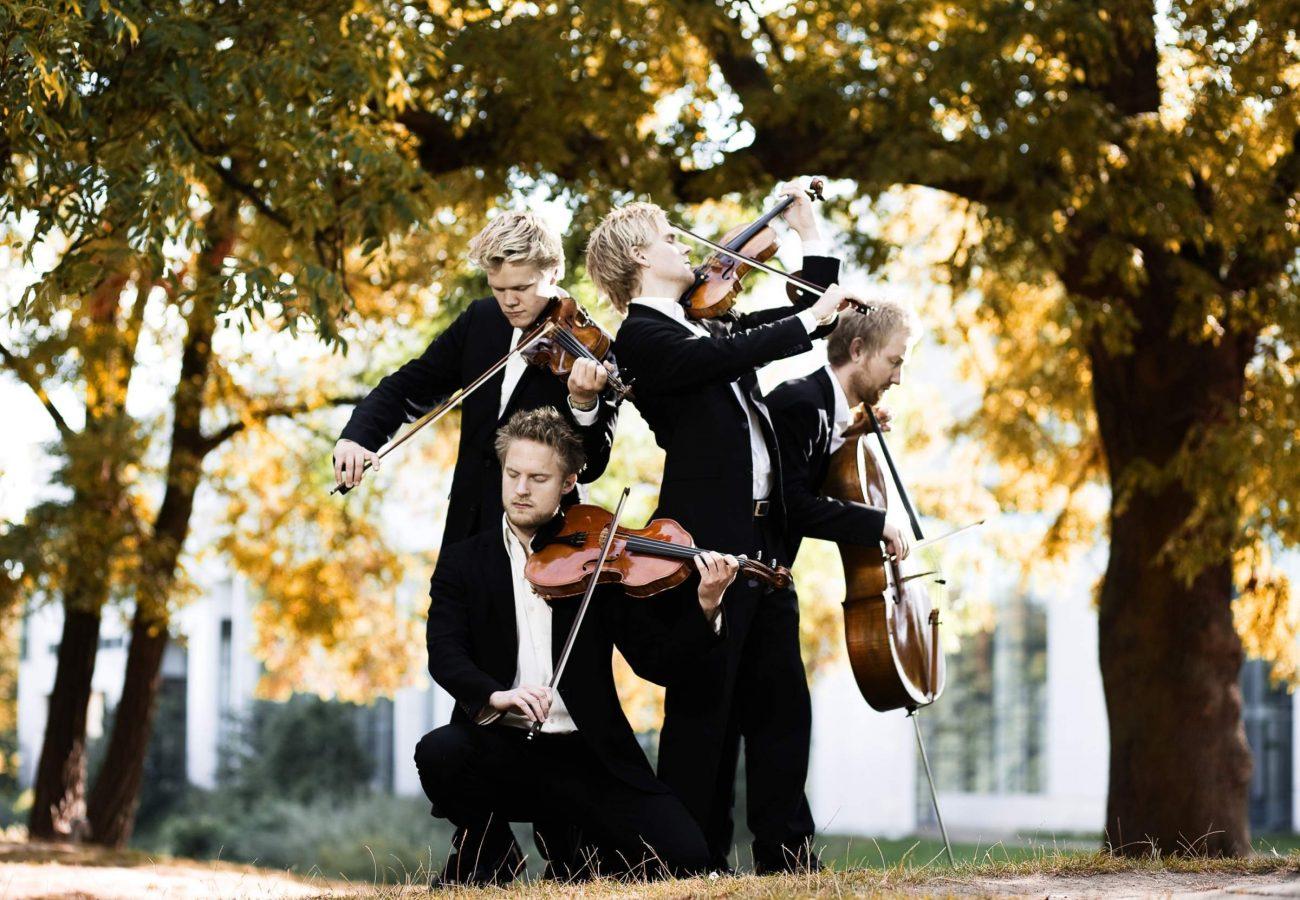 Samstag, 6. Mai 2017, 19:30 Uhr – Danish String Quartet