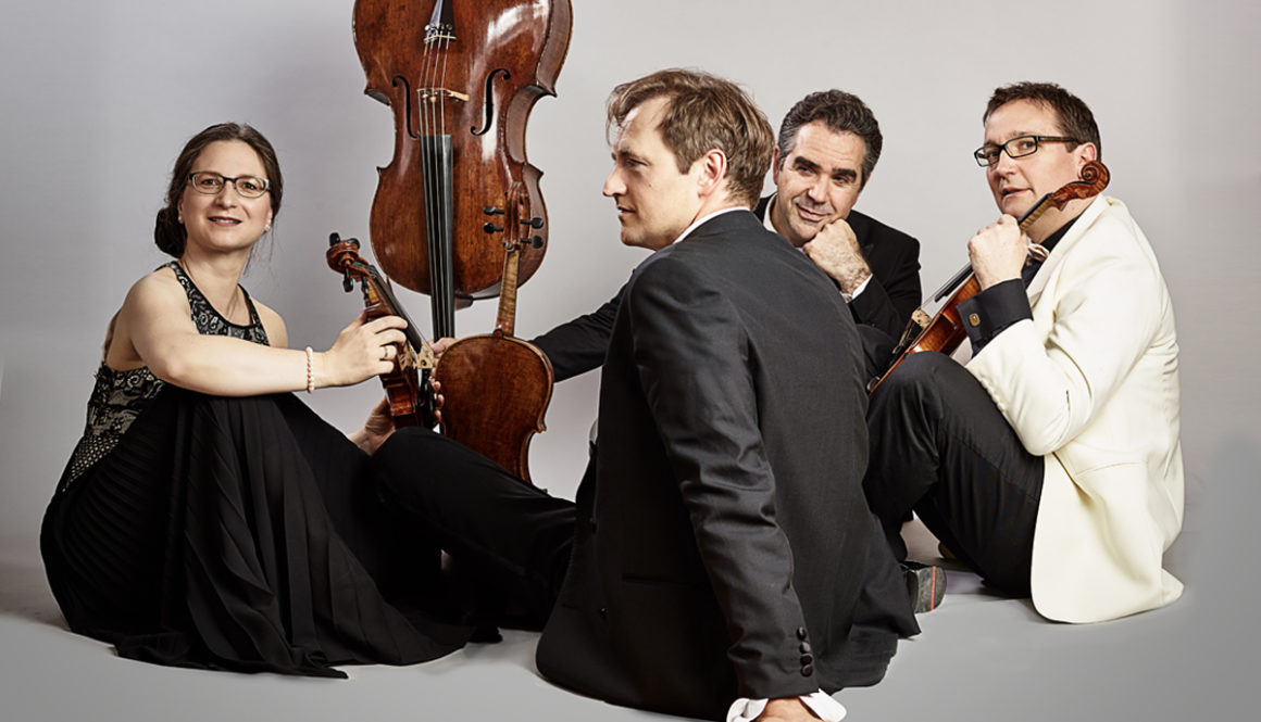Kuss Quartett - ©Rüdiger Schestag Web
