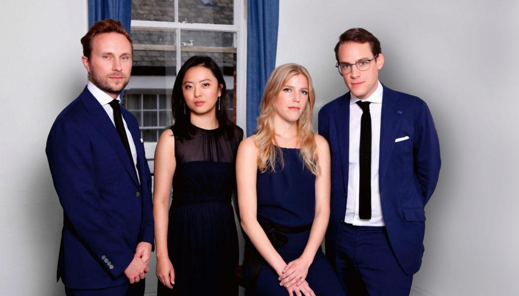 19-03-24 Doric-String-Quartett c GeorgeGarnier-RET-groesser